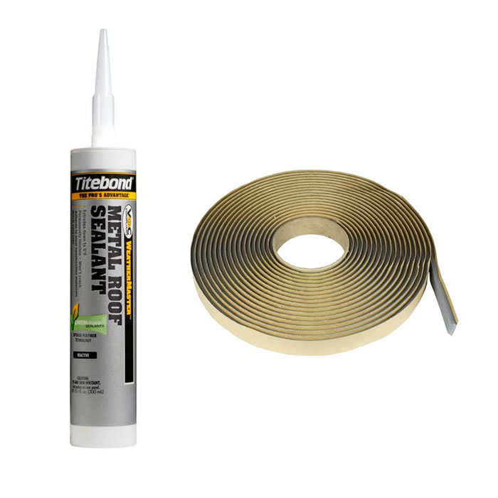 Caulking & Butyl Tape