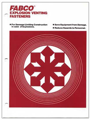 Fabco Explosion Venting Fasteners