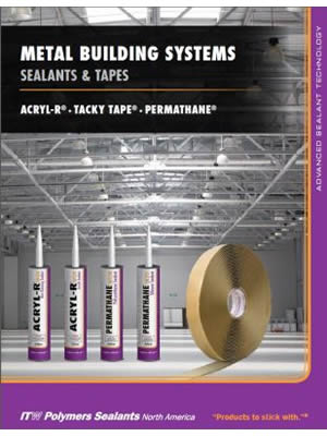 ITW Polymers Sealants Advanced Sealant Technology